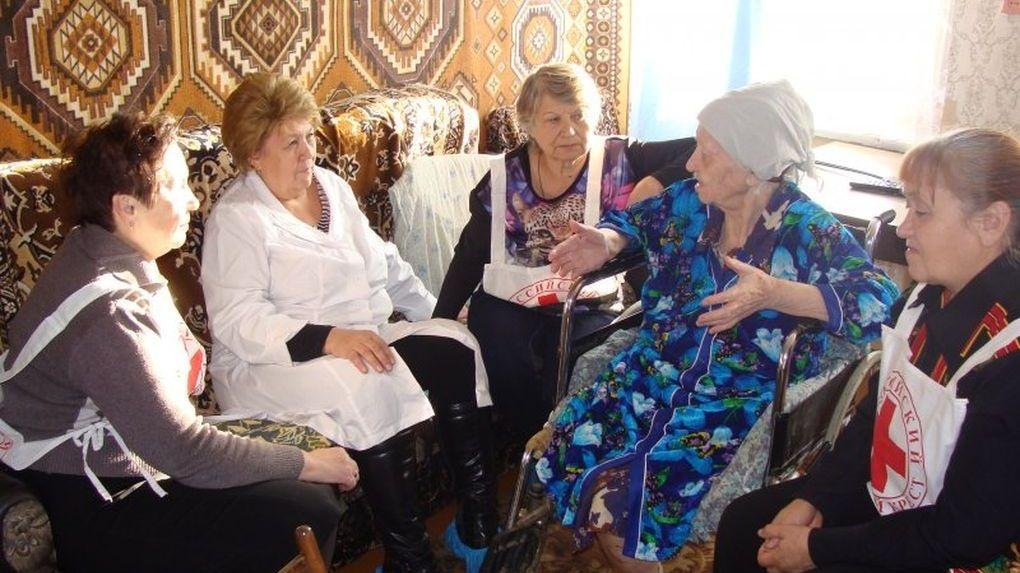 На реализацию проекта помощи тамбовского отделения «Красного креста» выделили 200 тысяч рублей