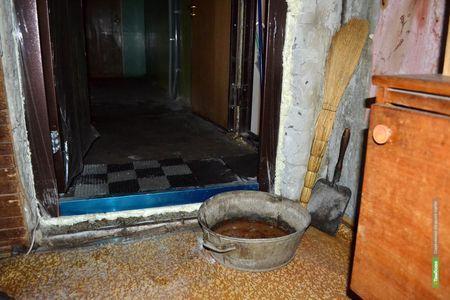 Квартиру ветерана ВОВ привели в порядок после вмешательства прокуратуры