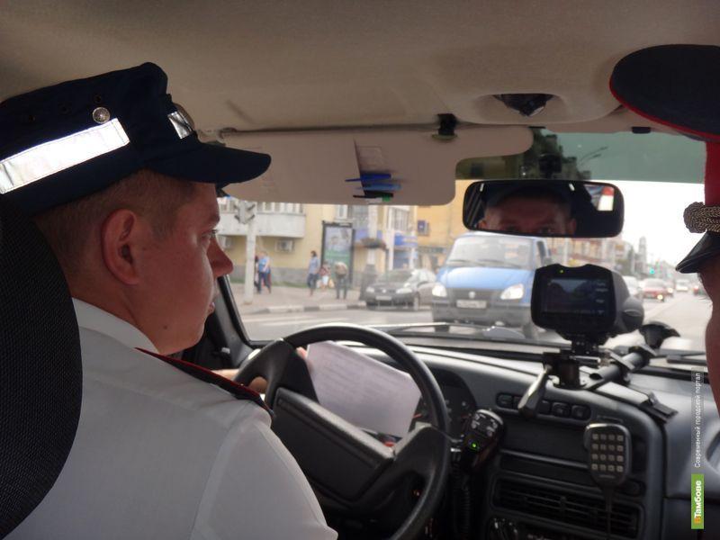 Автоинспекторы испытали «Паркон» на тамбовских дорогах