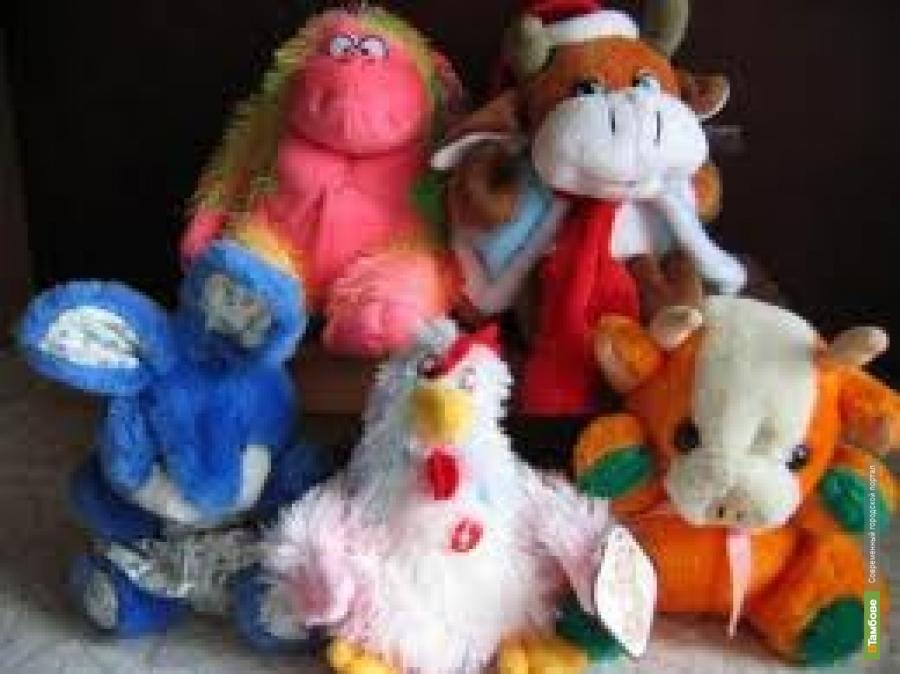 В Тамбове поймали банду «игрушечных» воров