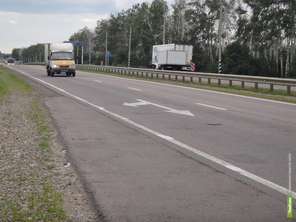 Подрядчики должны устранить нарушения во время строительства дорог ВТамбове