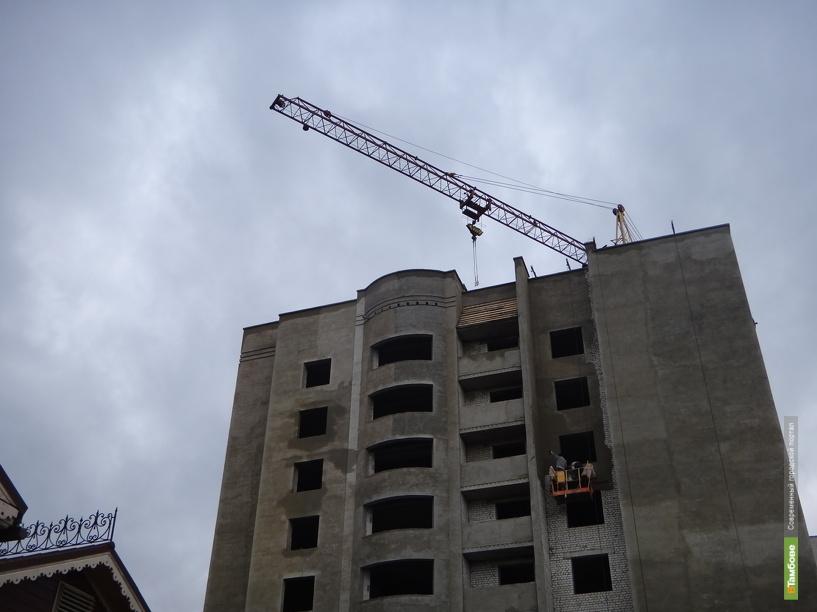 В тамбовском «Зеленхозе» построят новые дома в 16 и 17 этажей