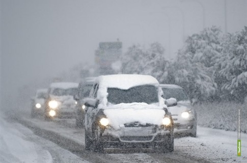 Росавтодор призывает водителей быть осторожными на тамбовских дорогах