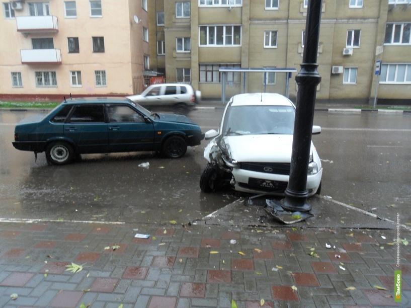 В 2012 году на дорогах Тамбовской области погибли 248 человек