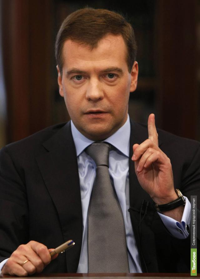 Глава тамбовского избиркома заинтересовал Президента РФ