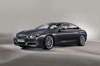 Компания BMW представила BMW 6 Gran Coup