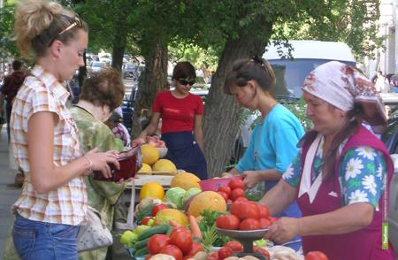 На тамбовских базарах подешевели овощи