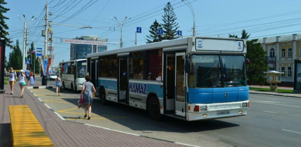 В день проведения фестиваля «Песни над Цной» общественный транспорт будет ходить дольше