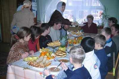 В Мичуринске организуют благотворительные обеды