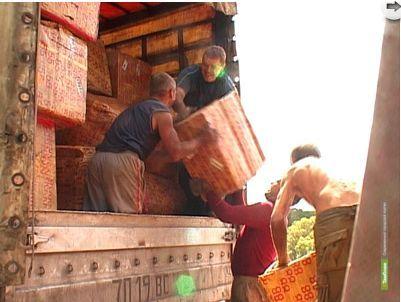 Тамбовские таможенники отпустили казахстанских дальнобойщиков