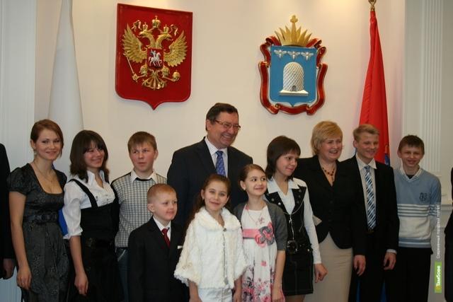 Губернатор Тамбовщины подвёл итоги конкурса «добрых писем»