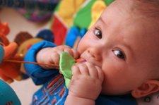 В Тамбове малыша спасли из игрушечной машинки