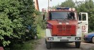 В Первомайском районе горели три автомобиля
