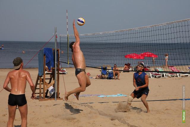 Тамбовчане будут бороться за звание триумфатора на песке