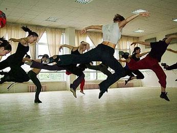 Тамбовчане выиграли на всероссийском танцевальном конкурсе