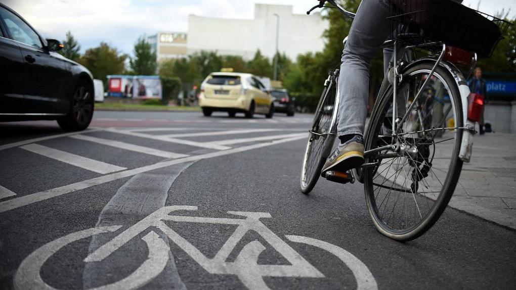 На Рассказовском шоссе появятся 6 светофоров и велосипедные дорожки