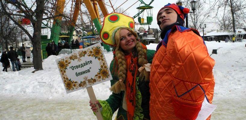 «Широкая Масленица» в Парке культуры: тамбовчан ждёт много сюрпризов