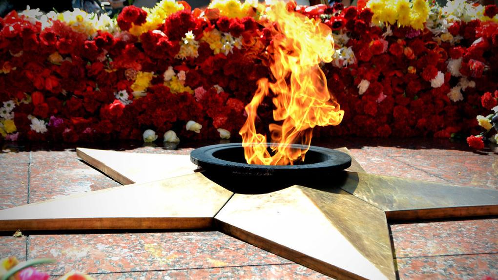 В Бондарском районе торжественно открыли мемориал в память о погибших воинах