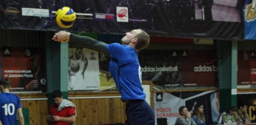 ВК «Тамбов» прошел в финал чемпионата ЦФО