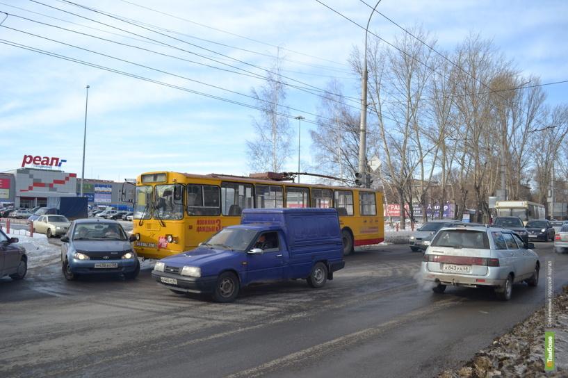 На Тамбовских дорогах произошли 20 аварий