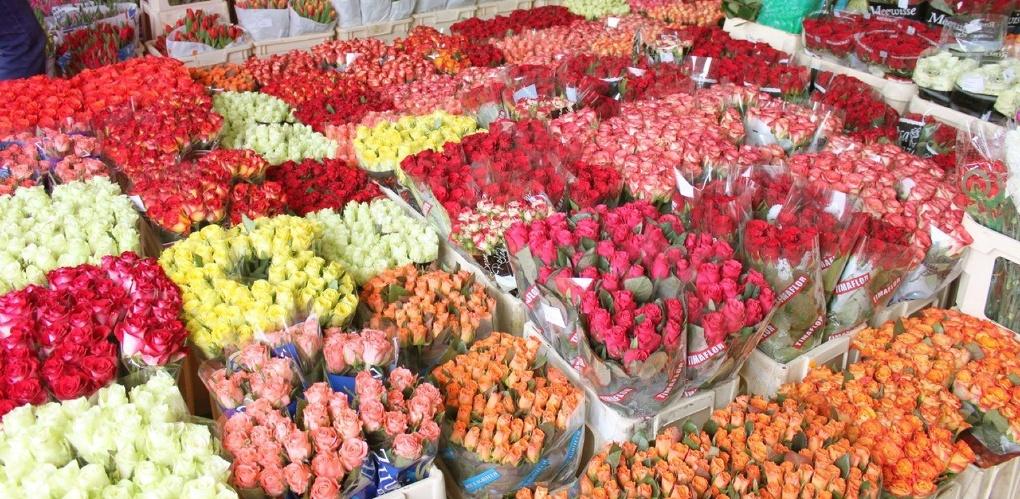 Букет цветов — лучшая идея для выражения чувств