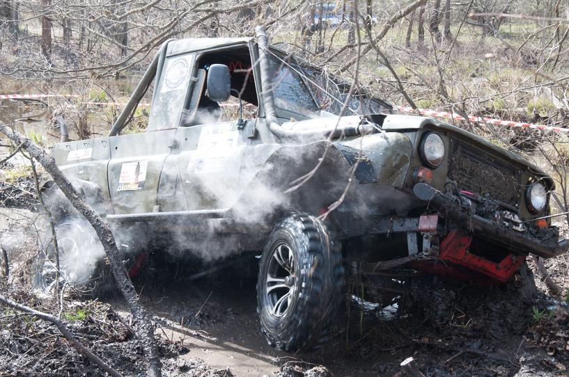 Экстремалы преодолеют бездорожье Тамбовского района