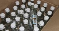 В Тамбове пенсионерка продавала контрафактный алкоголь в своей квартире