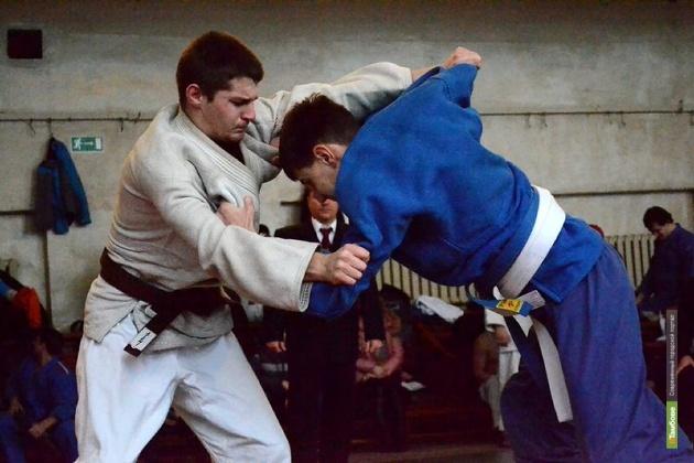 Тамбовчанин получил путевку на Чемпионат России по дзюдо