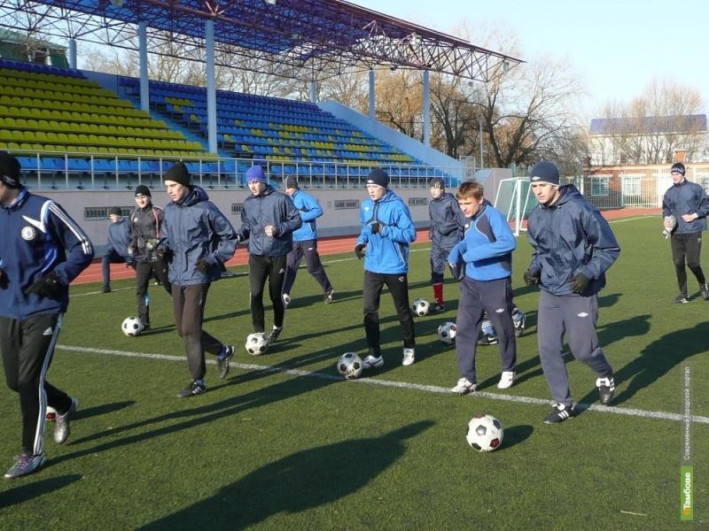 Тамбовчане просят сохранить «Академию футбола 1995»