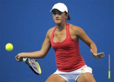 Арина Родионова выиграла финал Strabag Prague Open-2011