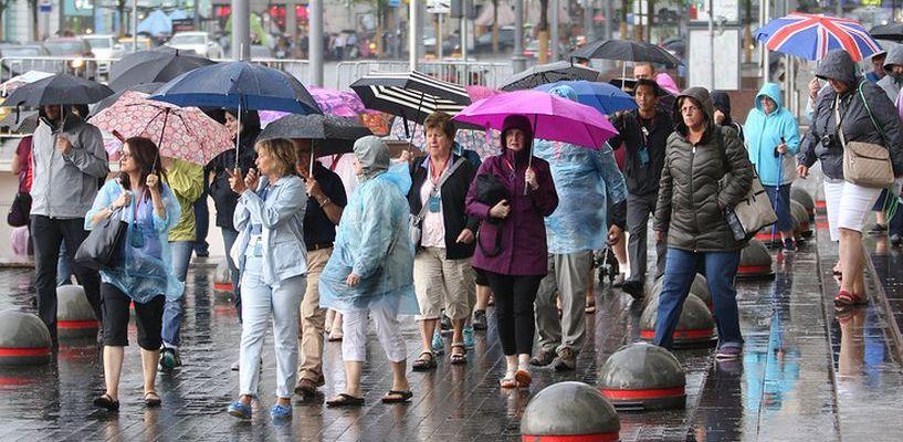 Это холодное лето: европейская часть России побила температурные рекорды