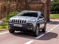 Jeep показал новый Cherokee для России