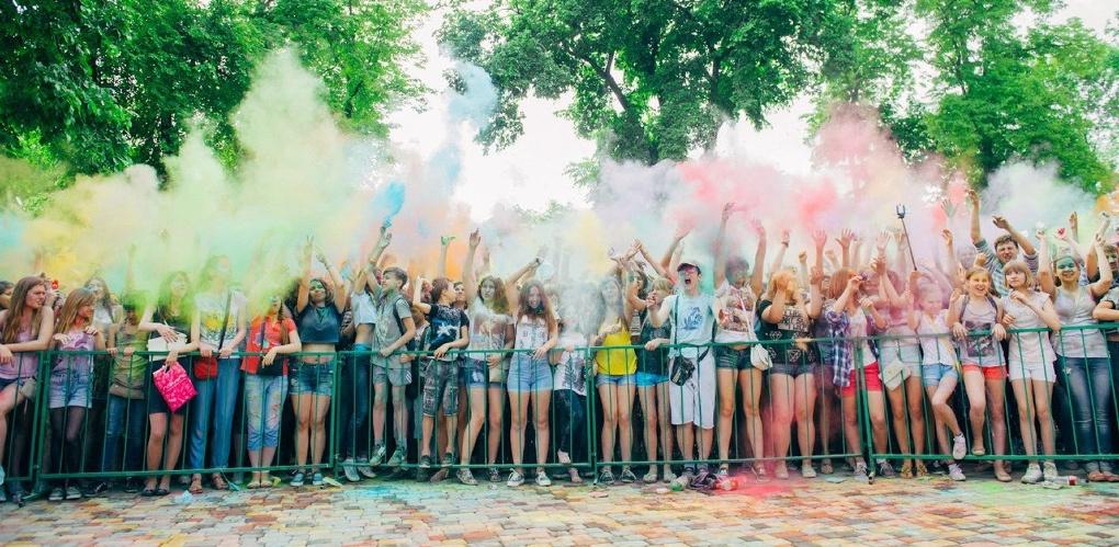 Тамбовчан приглашают на первый в этом году ColorFest