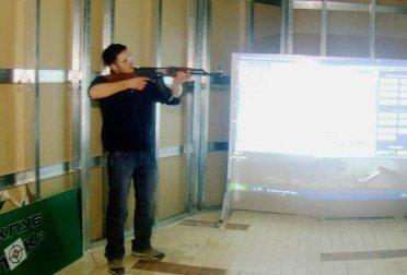 Тамбовские школьники посоревновались в практической стрельбе