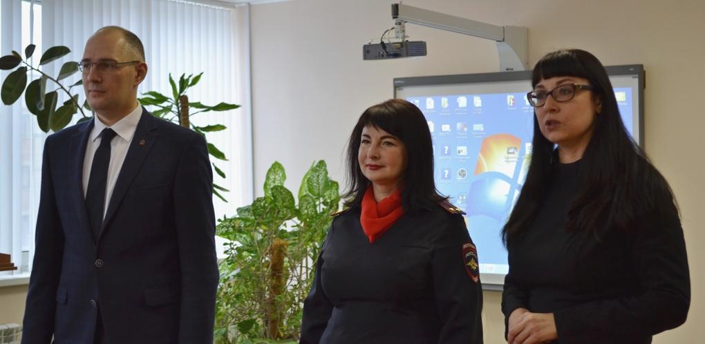 В Тамбовском филиале РАНХиГС обсудили наркотическую ситуацию в регионе