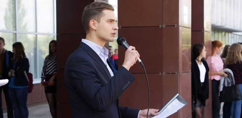 Студенты ТГТУ вспоминали жертв терроризма