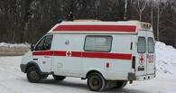 На трассе в Кирсановском районе перевернулся грузовик
