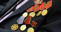 Тамбовским ветеранам вручили юбилейные медали