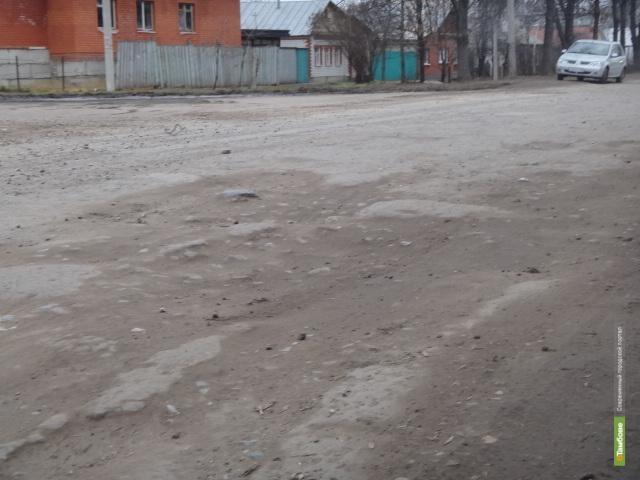 Тамбовские дороги не дождались обещанного ремонта в этом году