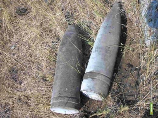 В Тамбовском районе при проведении ремонтных работ обнаружили боеприпасы