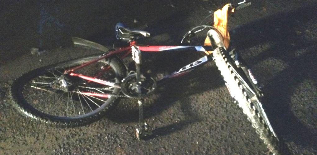 Молодой водитель иномарки сбил мужчину на велосипеде