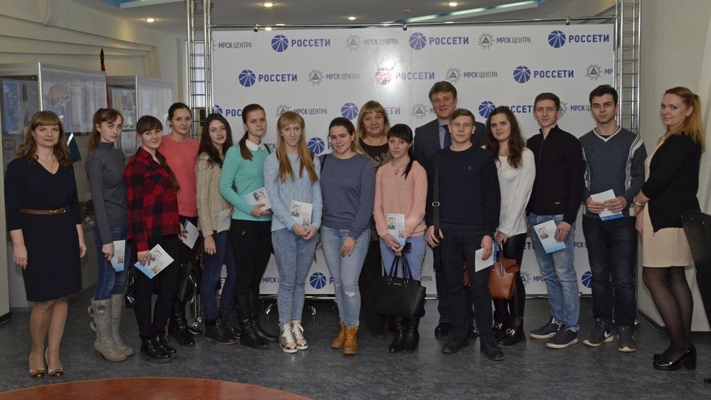 Студентов Тамбовского филиала РАНХиГС познакомили с работой «Тамбовэнерго»