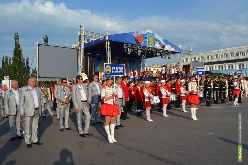 Украшения к Дню города обойдутся бюджету Тамбова в 2 миллиона рублей