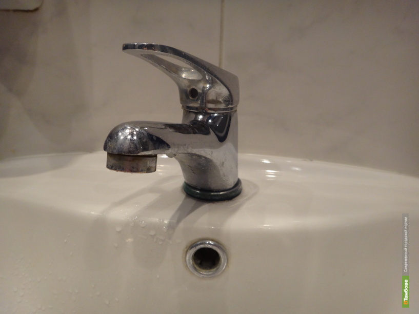 В Рассказово остались без воды больше семи тысяч человек