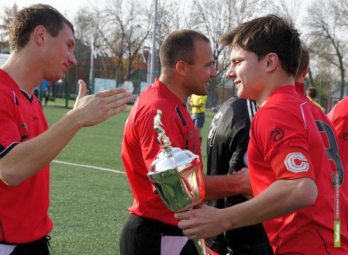 «Котовск» и «Держава» встретятся в полуфинале Первенства области
