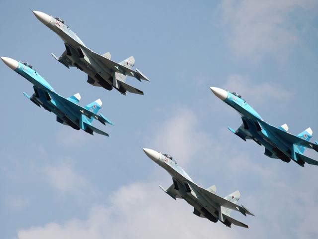 Россия проведет учения бомбардировщиков в день выборов на Украине