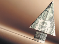 Курс доллара превысил отметку в 30 рублей