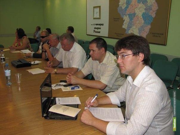 В Тамбове закончили формировать Общественную палату