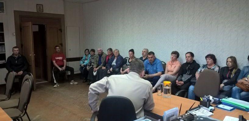 ЧП в Моршанске: в свои квартиры не могут вернуться ещё 159 человек