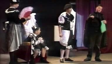 Школьники Тамбова поборются за звание «Театральная юность России»